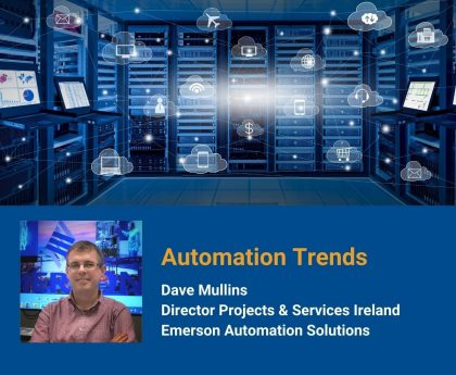 Automation at Emerson